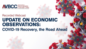 August 20, 2020: Update on Economic Observations: COVID-19 Recovery, the Road Ahead