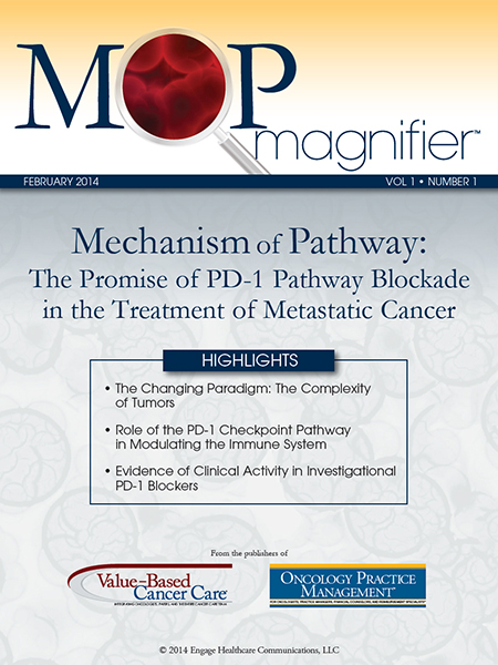 Mechanism of Pathway: The Promise of PD-1 Pathway Blockade in the Treatment of Metastatic Cancer