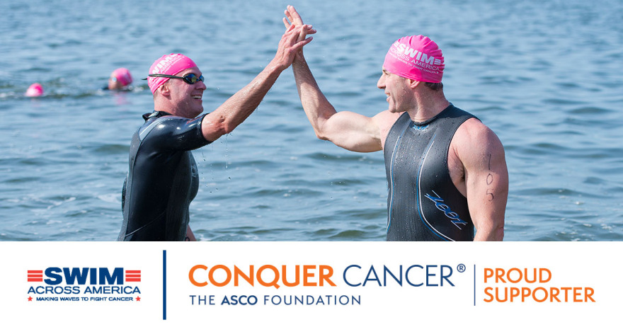 Conquer Cancer Foundation of ASCO & Swim Across America Team Up To Create Young Investigator Award